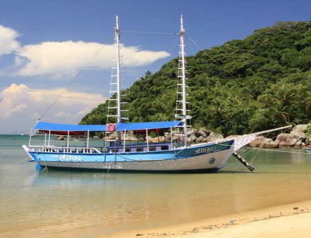 Finding Paradise on Ilha Grande