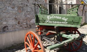 A Day in Historic Colonia