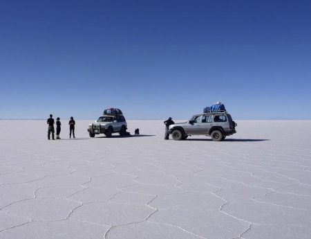 Tupiza to Uyuni: A Salt Flats Tour