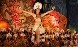 Easter Island Tapati Festival