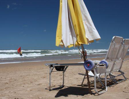 Beach Break in Uruguay