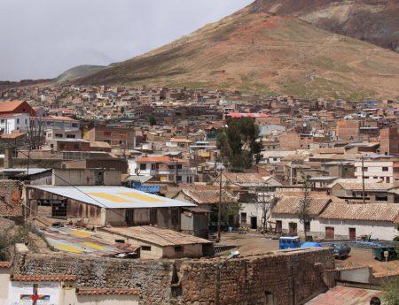 Gluten Free in Bolivia