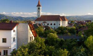 Traveling in Transylvania