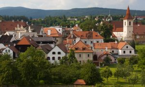 Czeching out Chesky Krumlov