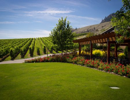 Wine Touring in the Okanagan Valley