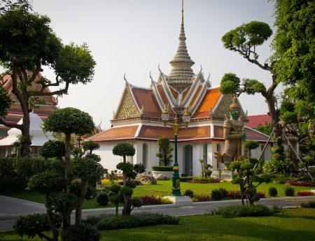 Gluten Free Travel in Thailand