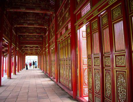 Visiting Ancient Hue