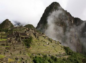 Hiking to the Lost City of Machu Picchu