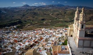 Touring the White Villages of Andalusia