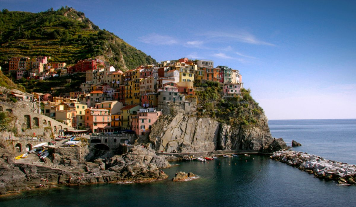 Captivating Cinque Terre