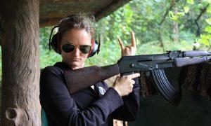 Taking Aim with an AK47