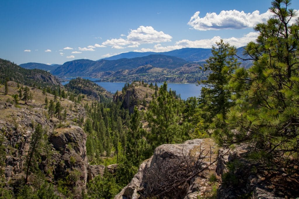 Hike the Skaha Bluffs in Penticton