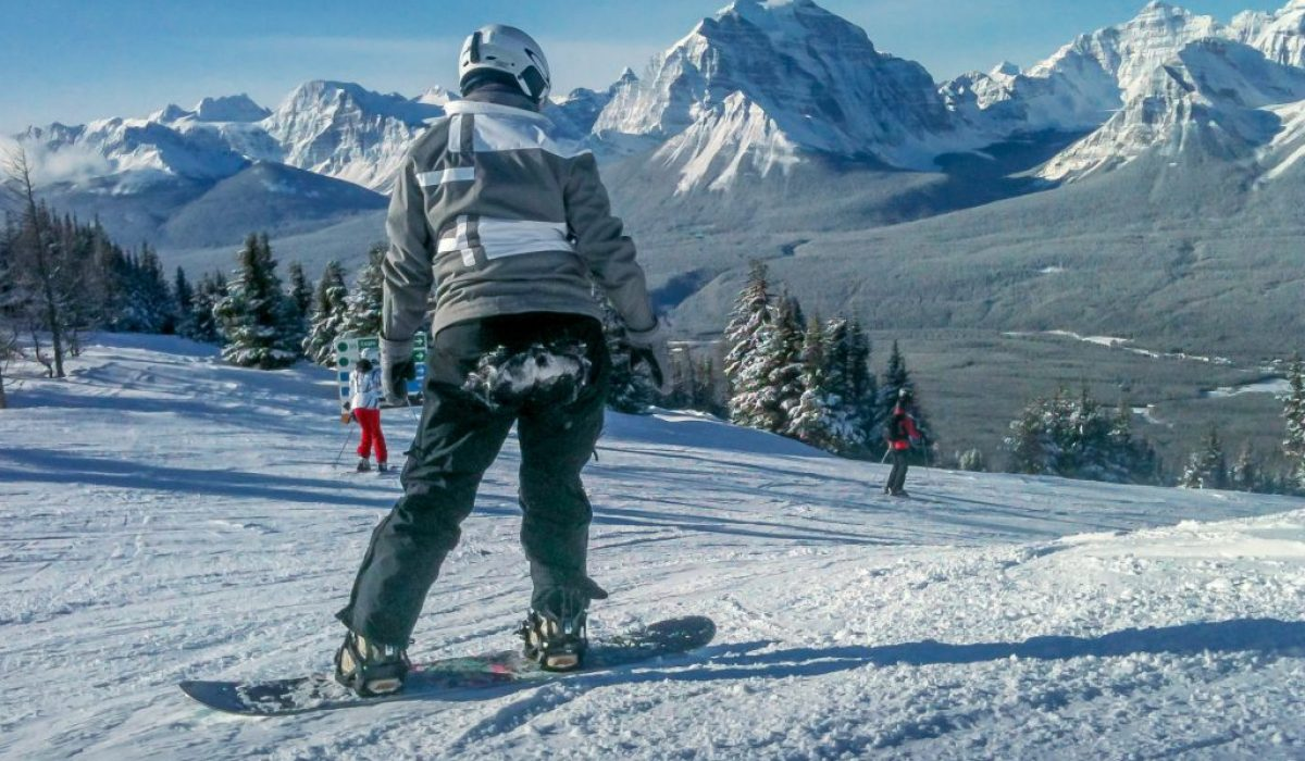 Canadian Rockies Snowboarding Guide: Part 1