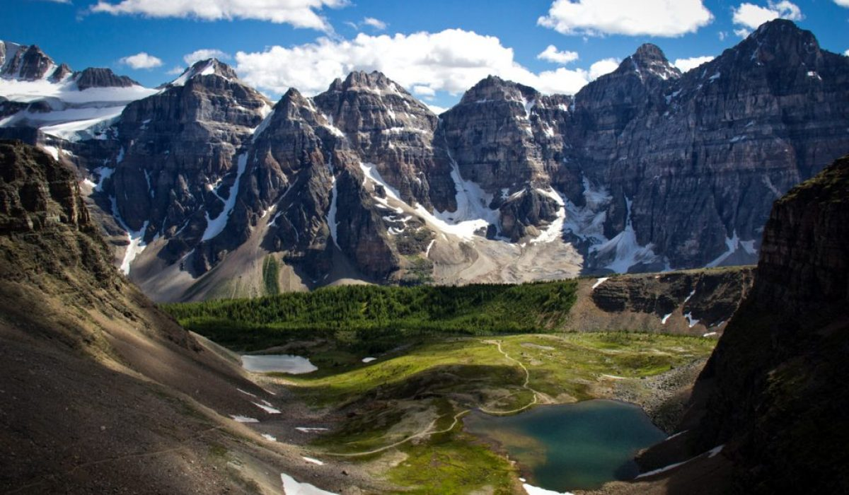 Hike: Larch Valley & Sentinal Pass