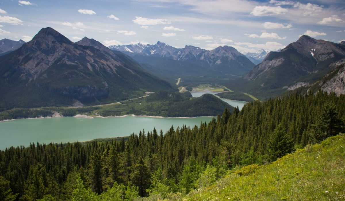Hike: Barrier Lake Lookout