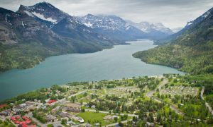 Hike: Bear's Hump in Waterton