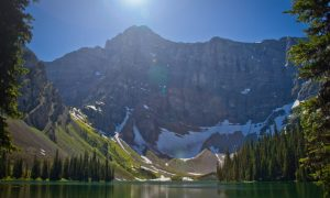Hike: Rawson Lake