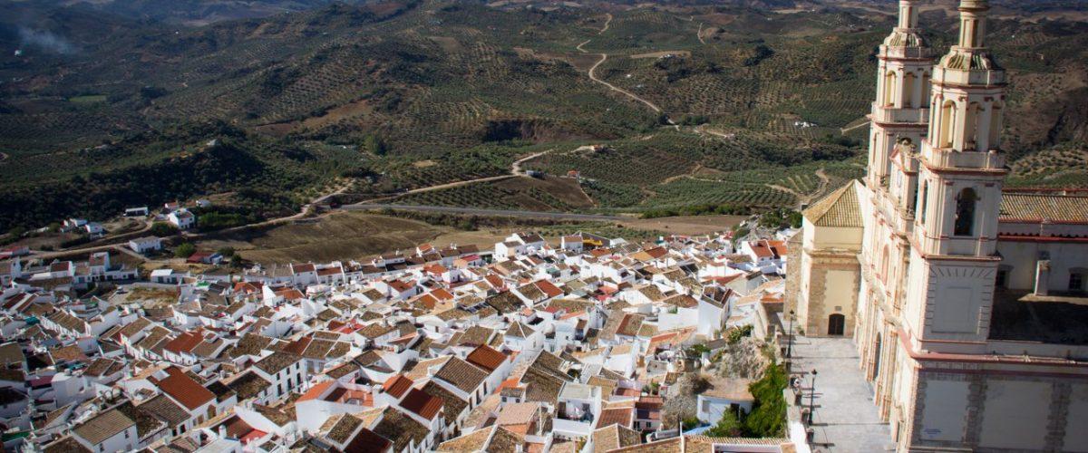 While Villiages Spain