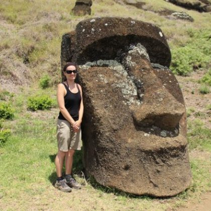 Visiting Easter Island